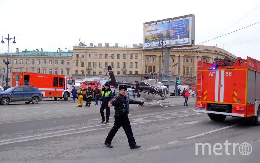 Проезд поЗСД сделали бесплатным после теракта вметро Петербурга