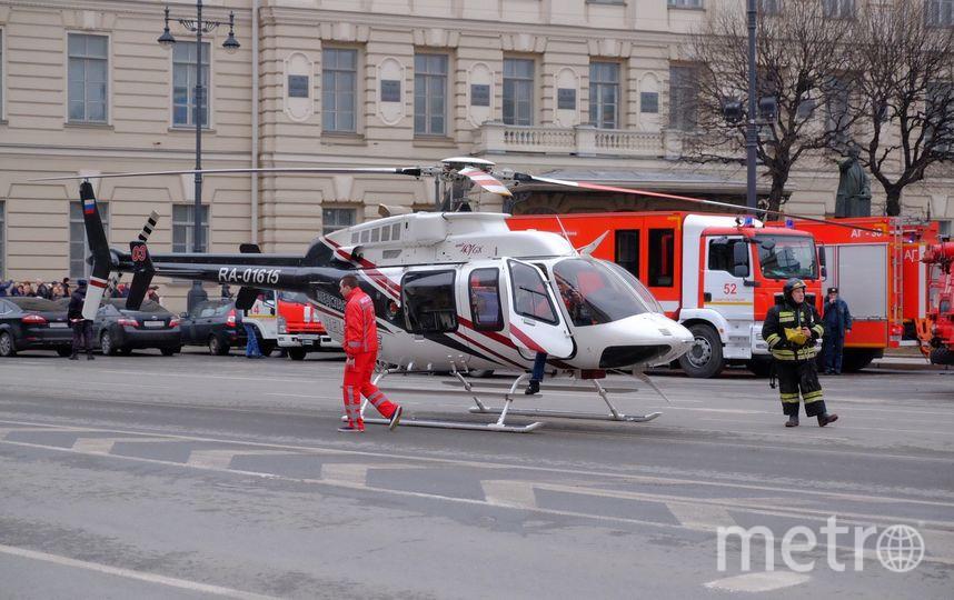 Проезд поЗСД вПетербурге сделали временно бесплатным из-за взрыва