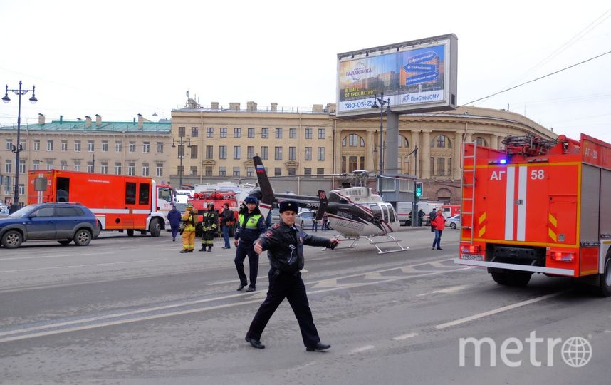 "Пробки на дорогах Петербурга достигли 10 баллов. Фото Алена Бобрович, ""Metro"""