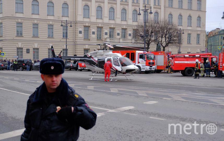 """Метро Петербурга может открыться только во вторник. Фото Алена Бобрович., """"Metro"""""""