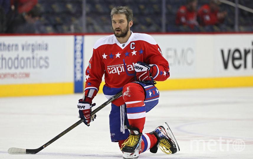 Александр Овечкин и другие звёздные хоккеисты рискуют пропустить Олимпиаду-2018. Фото Getty