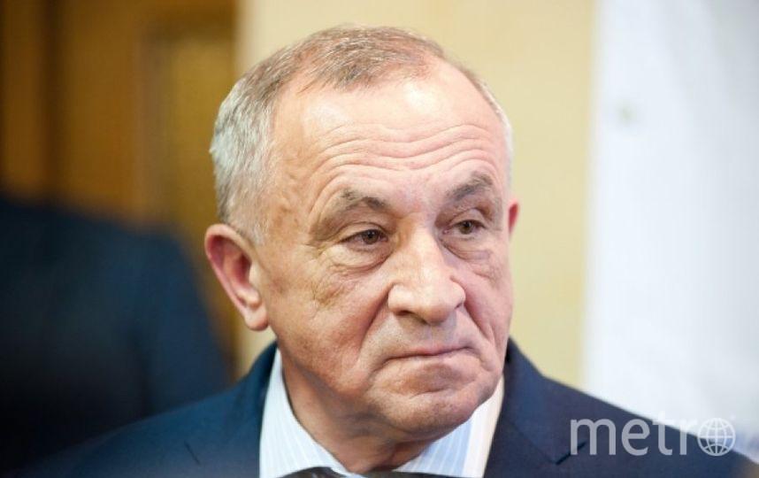 Александр Соловьёв. Фото РИА Новости