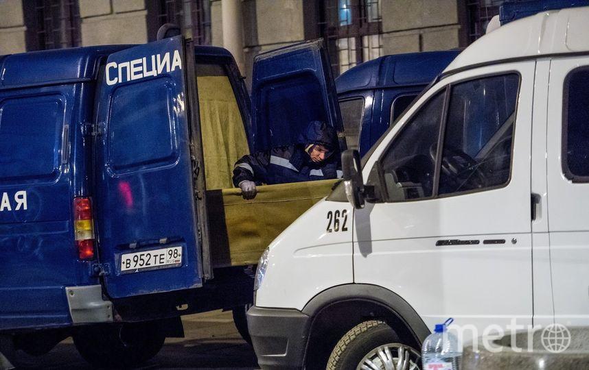ВПетербурге приступили копознанию жертв теракта вметро
