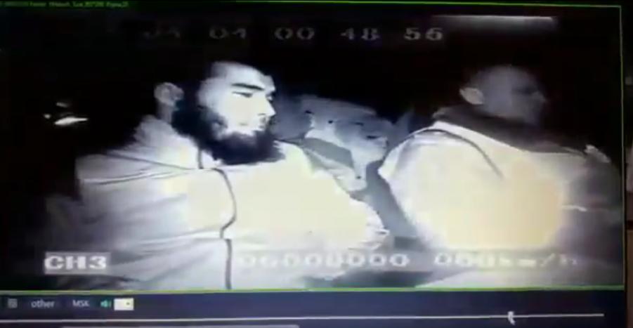 Скриншот из видеозаписи гибели полицейских. Фото Скриншот Youtube