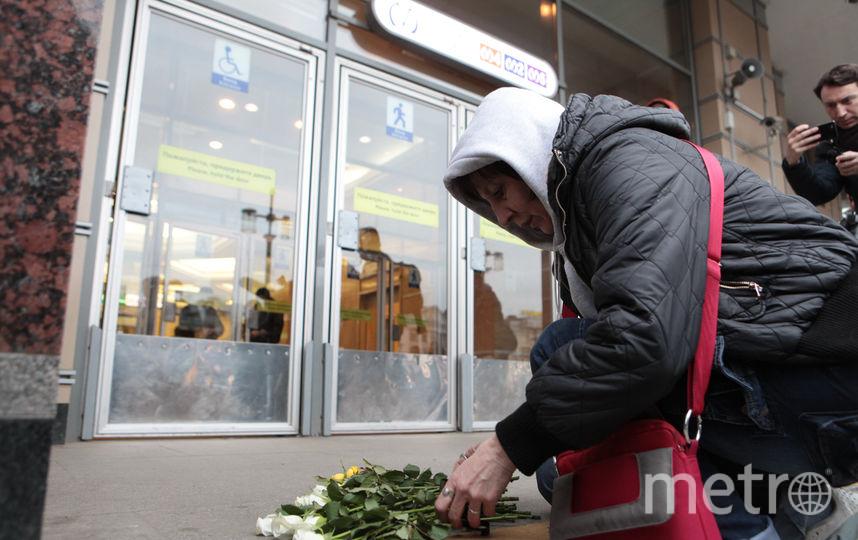 "Фото с места теракта в Петербурге. Фото Святослав Акимов., ""Metro"""