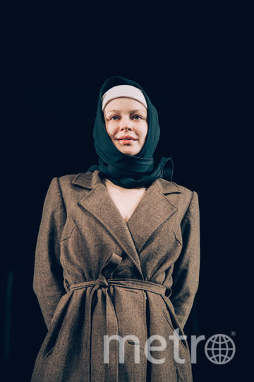 Юлия Пересильд. Фото  Дарья Глобина