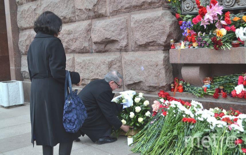 Генконсул США вПетербурге: Терроризм— это всемирная проблема