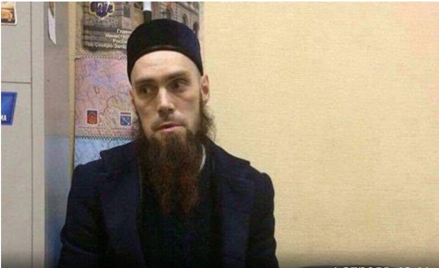 Первый подозреваемый в совершении теракта в метро Петербурга 3 апреля оказался русским.