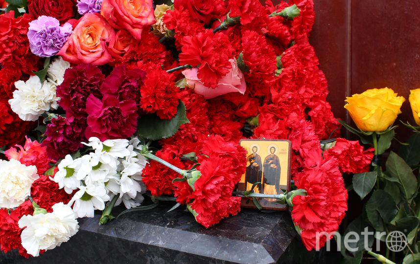 """Мемориал города-героя Ленинград. Фото Василий Кузьмичёнок, """"Metro"""""""