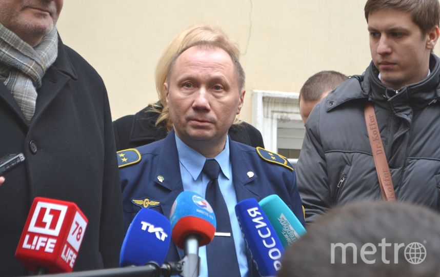 "Александр Каверин. Фото Ольга Рябинина, ""Metro"""