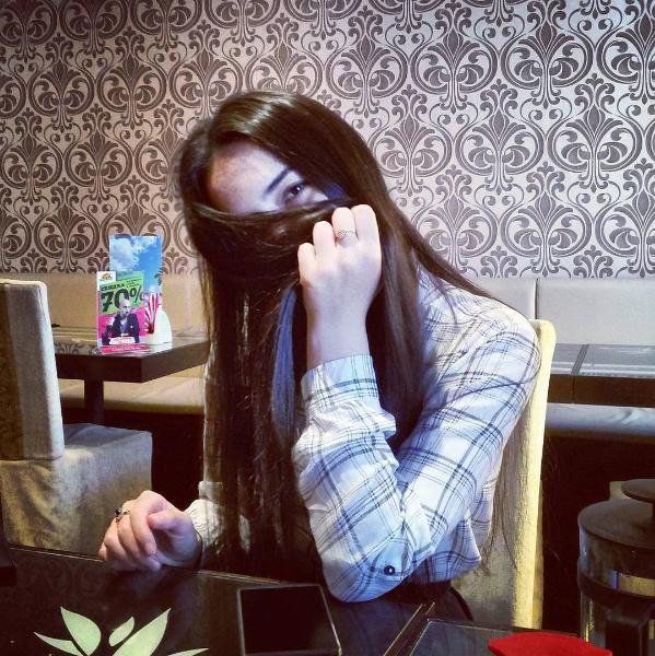 Дильбара. Фото Скриншот Instagram/dily_11