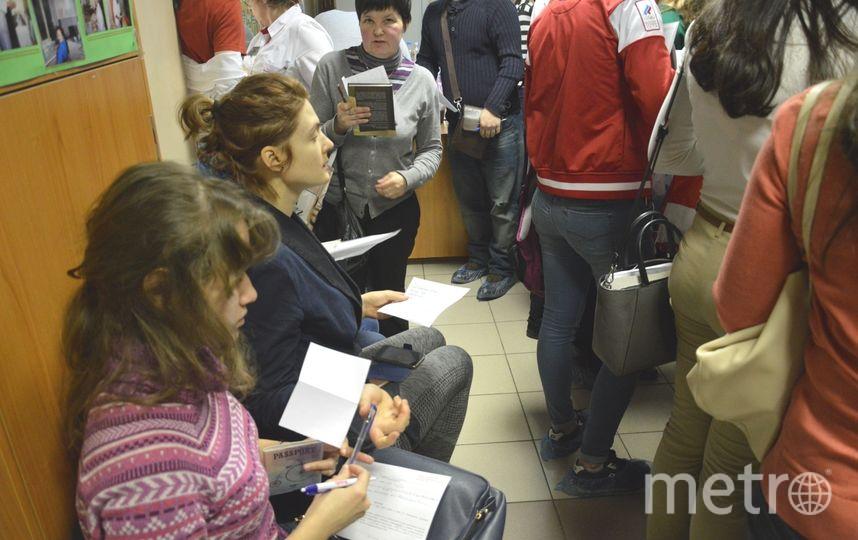 """Доноры. Фото Софья Сажнева, """"Metro"""""""