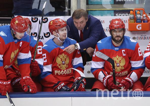 Александр Овечкин и другие российские звёзды НХЛ всё же надеются попасть на Олимпиаду. Фото Getty