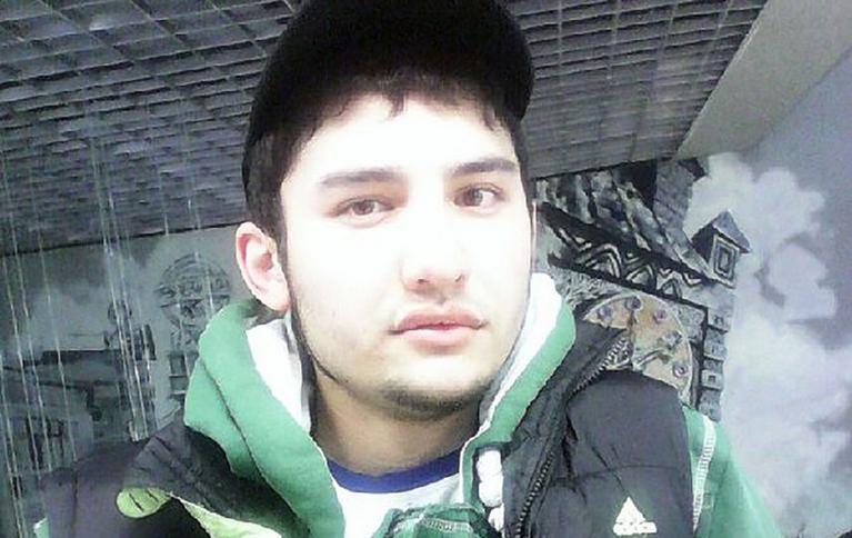 Террорист Джалилов. Фото AFP