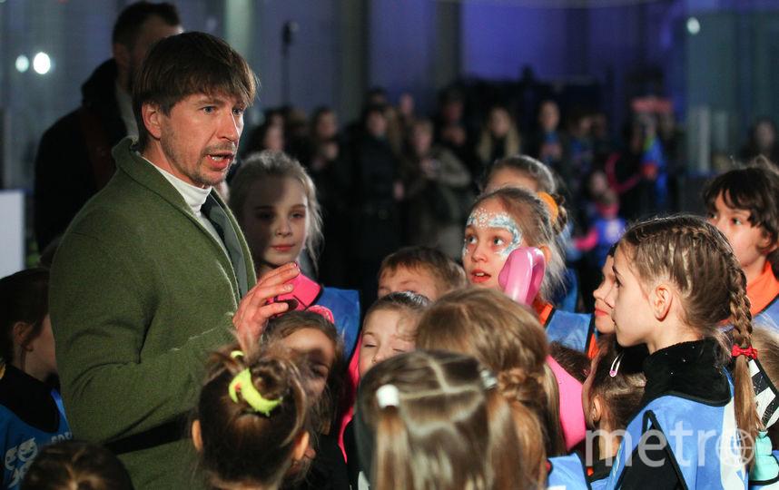 Мастер-класс с Алексеем Ягудиным. Фото Василий Кузьмичёнок