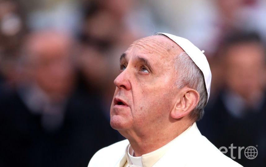 Папа римский Франциск. Фото Getty