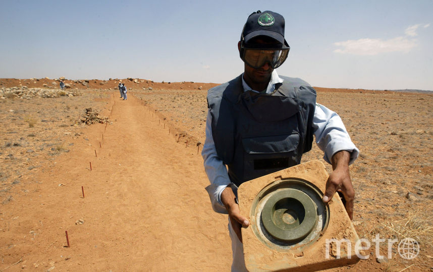 Вмеждународной Организации Объединенных Наций подсчитали, восколько обойдется разминирование освобожденных отИГ районов Ирака