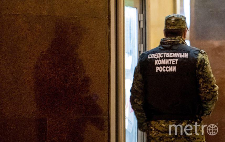 "Сотрудники СК и ФСБ опросили мать предполагаемого террориста. Фото ""Metro"""