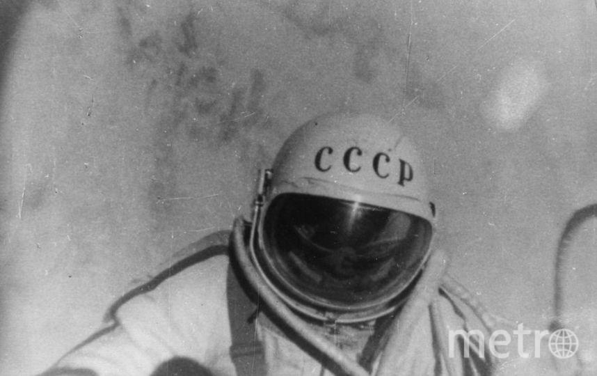Космонавт Алексей Леонов подарит Третьяковке одну из собственных картин