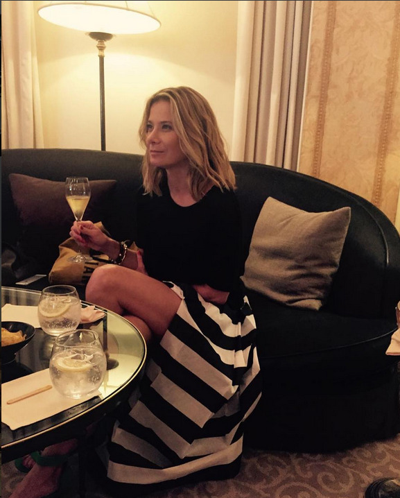 Юлия Высоцкая впечатлила поклонников новым фото с мужем. Фото Скриншот Instagram:juliavysotskayaofficial