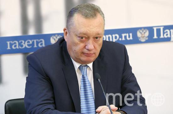 Предпосылкой смерти сенатора Тюльпанова оказалась сердечная недостаточность