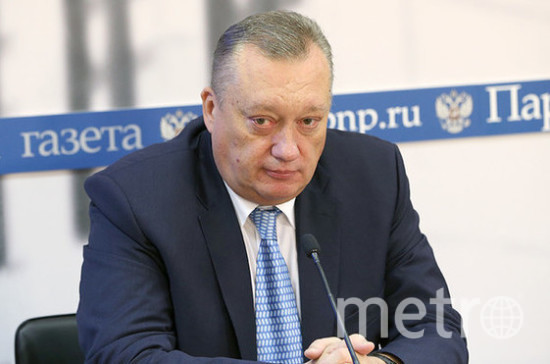 Вадим Тюльпанов. Фото Фото: http://sledcom.ru