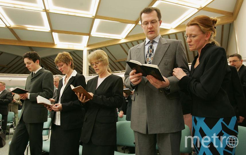 «Свидетели Иеговы» оспорили приостановление своей работы в России. Фото Getty