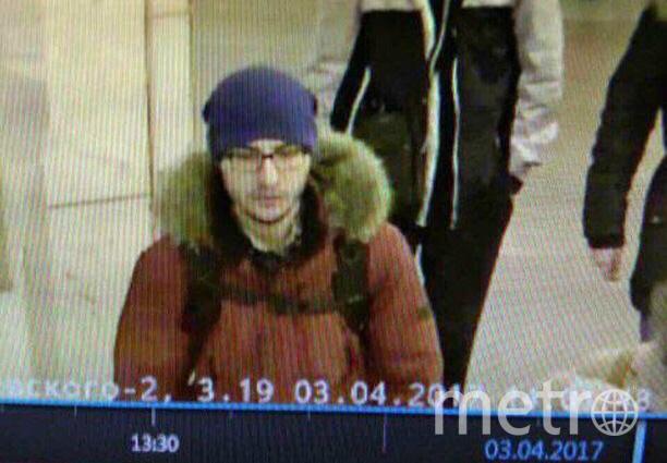 Предполагаемый смертник. ДТП и ЧП | Санкт-Петербург | vk.com/spb_today. Фото vk.com