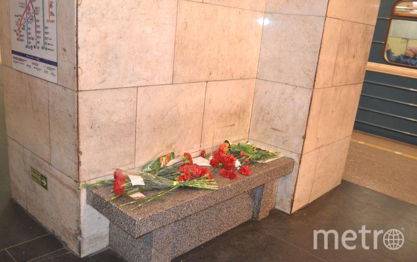 """Акция памяти пройдет в Петербурге 6 апреля. Фото """"Metro"""""""