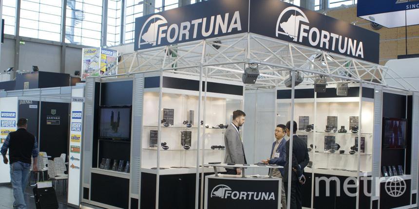 Выставка показала, что приборы данного бренда не имеют аналогов на российском рынке.