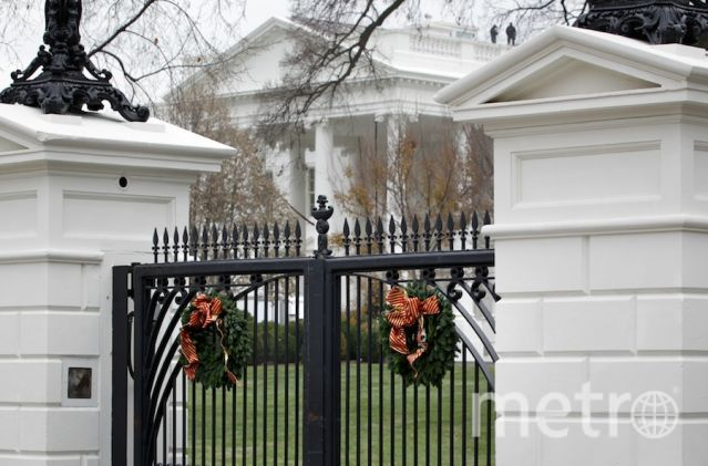 Белый дом. Вашингтон. Фото Getty