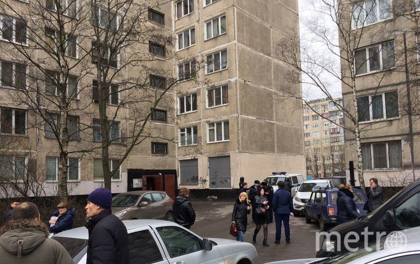 Фото от дома на Товарищеском. Фото vk.com