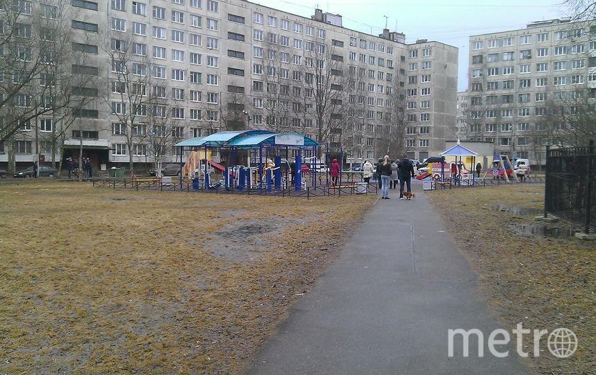 Жильцам дома на Товарищеском проспекте № 22/1 разрешили вернуться домой. Фото vk.com