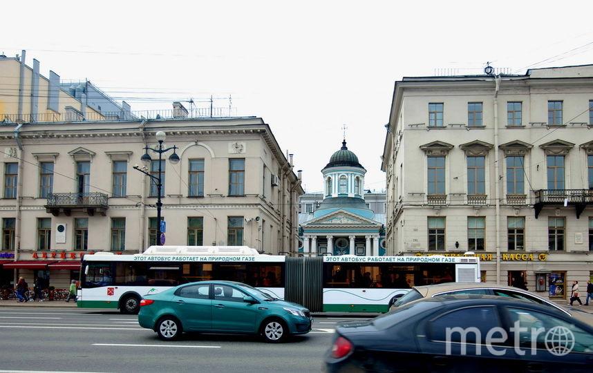 В Вербное воскресенье усилится движение транспорта в Петербурге. Фото www.avtobus.spb.ru