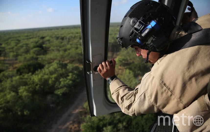 Количество попыток незаконно пересечь границу США иМексики достигло рекордного минимума