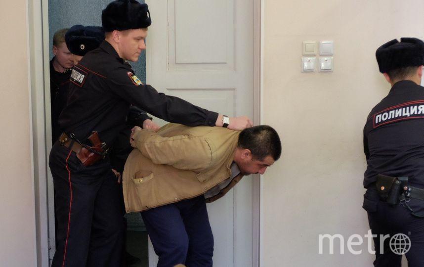Задержаны подозреваемые поделу овзрыве вметро Петербурга— СК