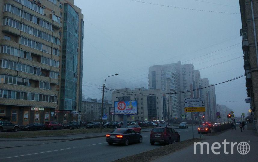 ДТП и ЧП | Санкт-Петербург | vk.com/spb_today. Фото Сергей Голюк, vk.com