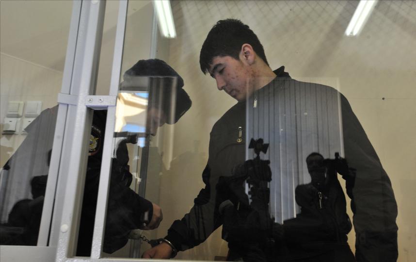 """В зале суда. Фото Святослав Акимов, """"Metro"""""""
