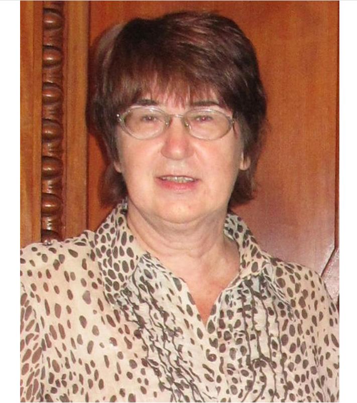 Лариса Щекина. Фото Фото: соцсети.