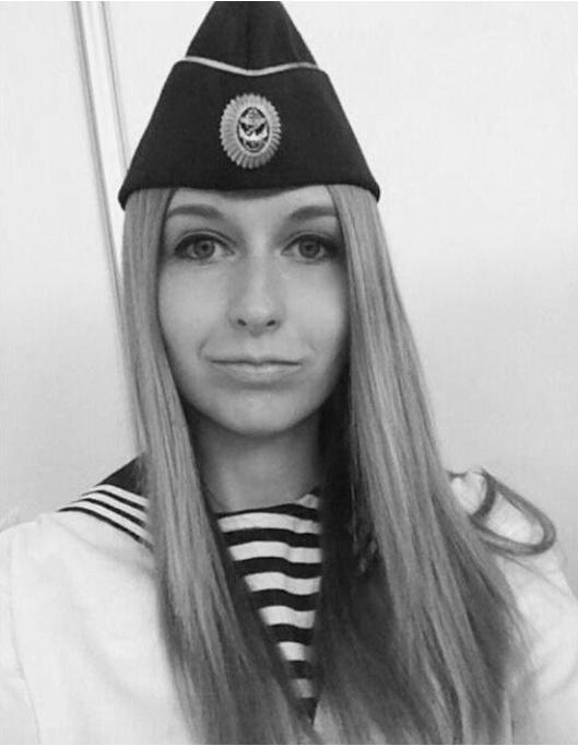 Юлия Красикова. Фото Фото: соцсети.