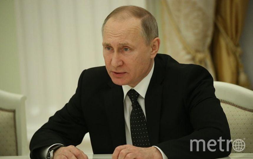 Путин обвинил США вагрессии после авиаудара побазе вСирии