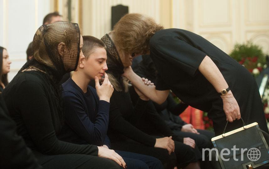 """Прощание с Вадимом Тюльпановым. Фото Святослав Акимов, """"Metro"""""""