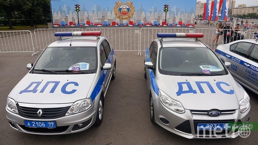 Милиция экстренно перекрыла участок Садового кольца в столице
