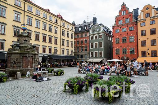 Стокгольм. Фото Getty