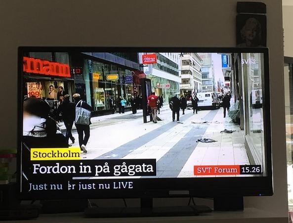 Стокгольм. Фото Instagram/lilljenny83