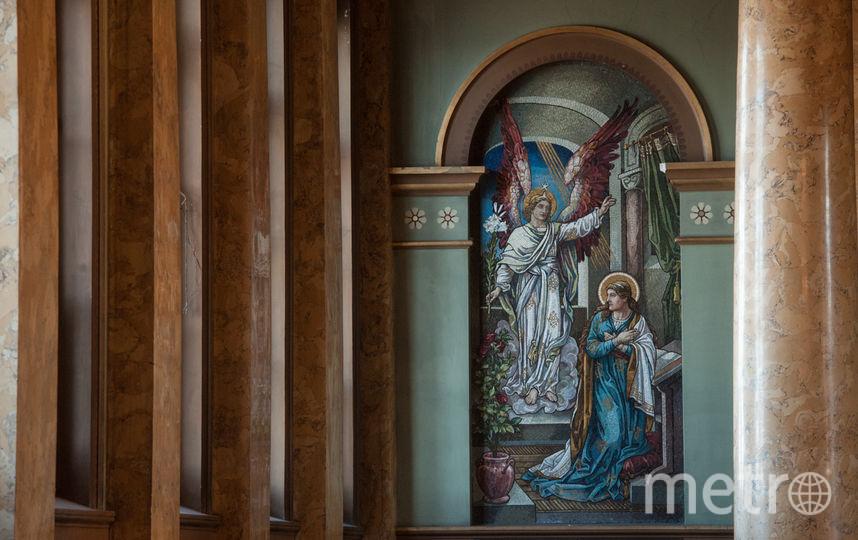 """В Англиканской церкви Иисуса Христа будут проводить концерты. Фото Святослав Акимов, """"Metro"""""""