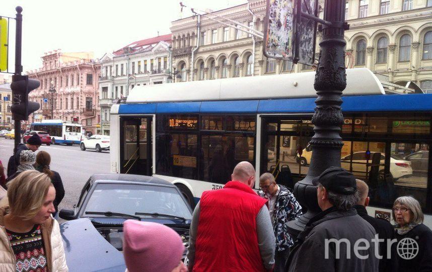 ДТП и ЧП | Санкт-Петербург | vk.com/spb_today. Фото Амина Магомедова, vk.com