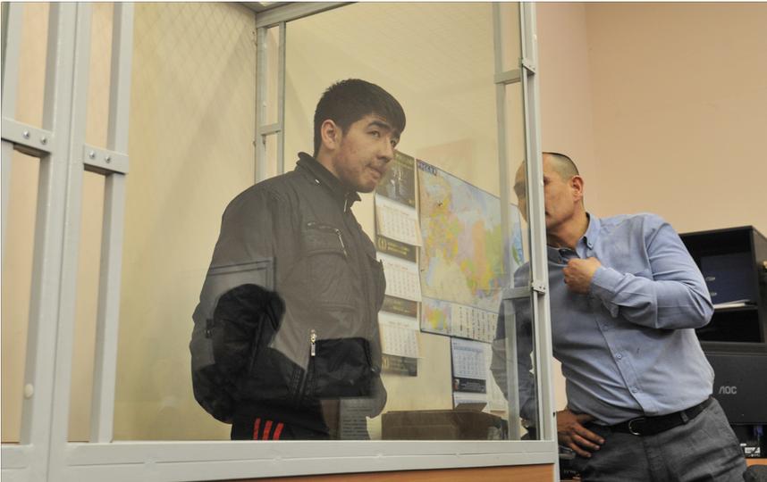 """Из зала суда. Фото Святослав Акимов, """"Metro"""""""