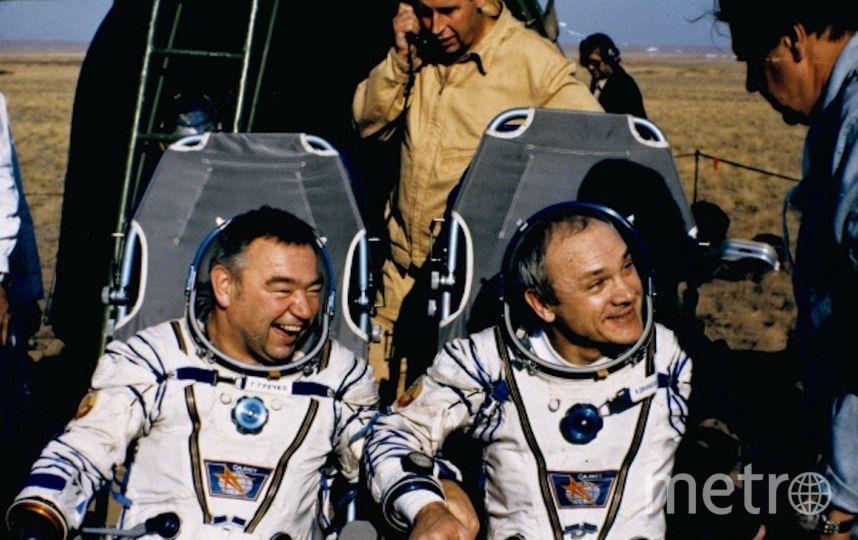 Монумент космонавту Гречко хотят установить в российской столице