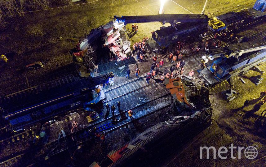 Шесть граждан России изстолкнувшегося сэлектричкой поезда доставлены вбольницу вМинске